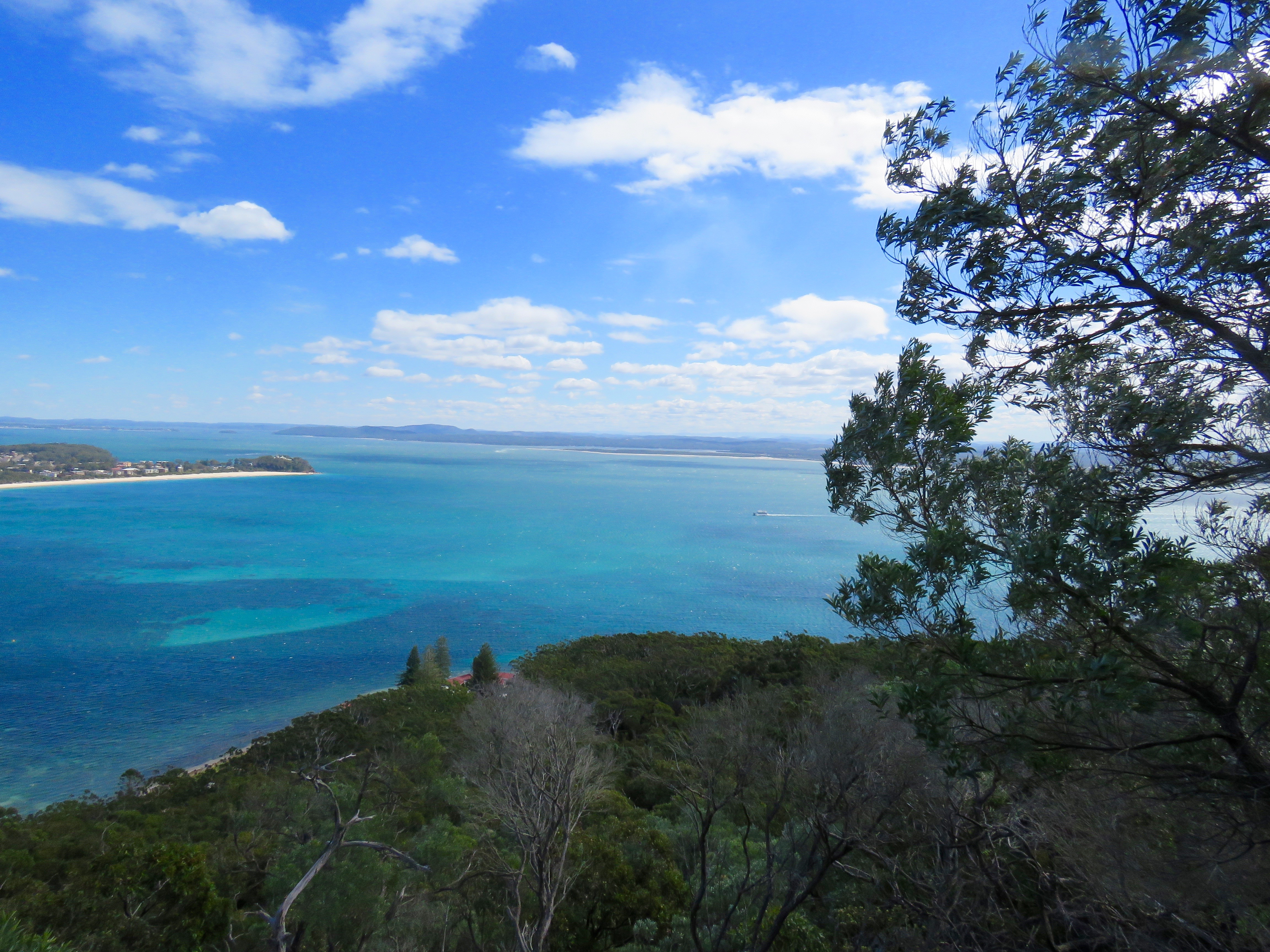 Mount Tomaree, Newcastle, Ocean, New south wales