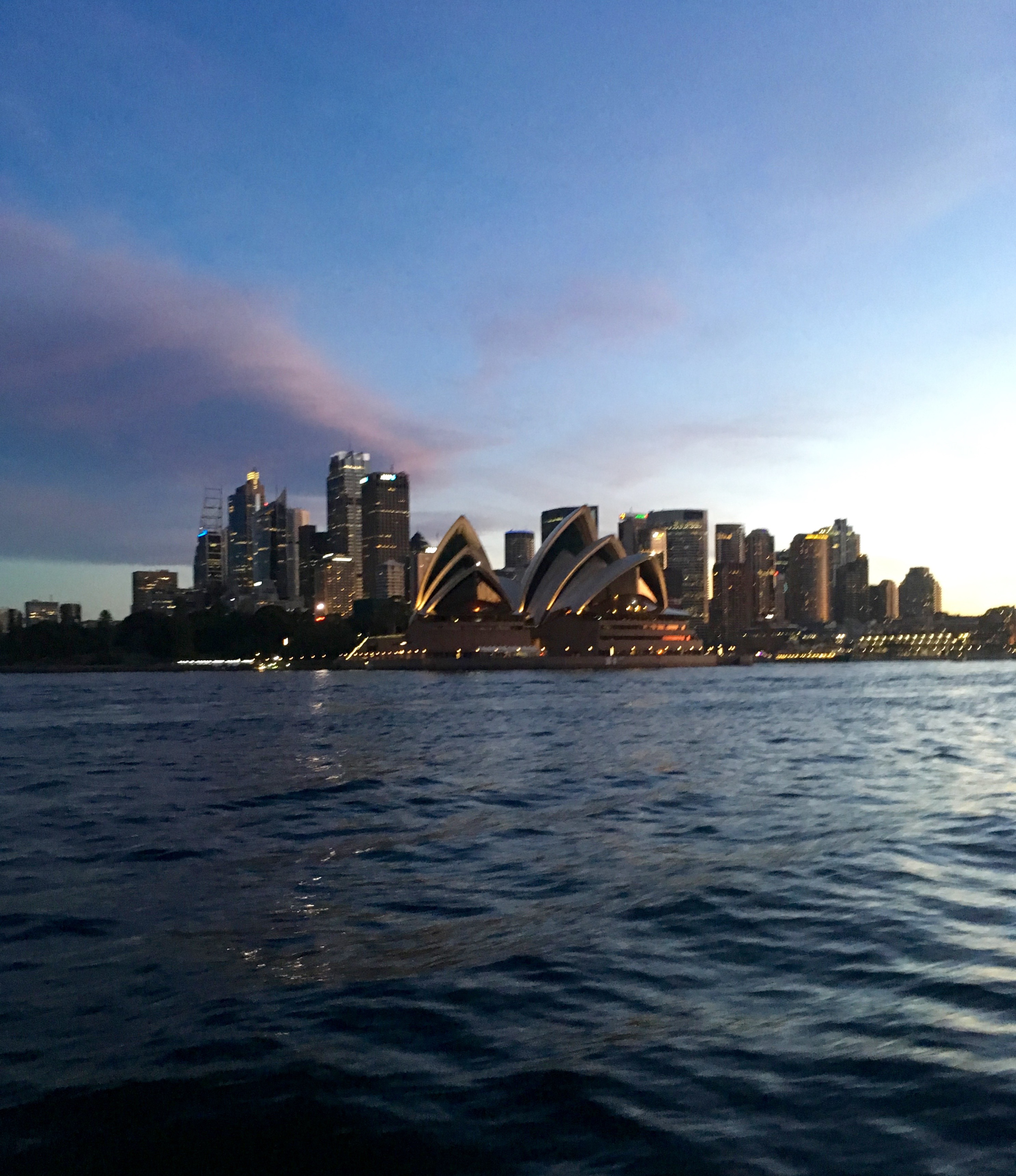 Sydney, Sydney opera house, sunset, Sydney Harbour